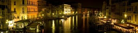 venice - view from Rialto Bridge  photo