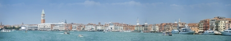 Venice - lakeside promenade  photo