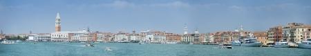 Venice - lakeside promenade  photo