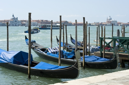 venice - view to Isola Della Giudecca photo