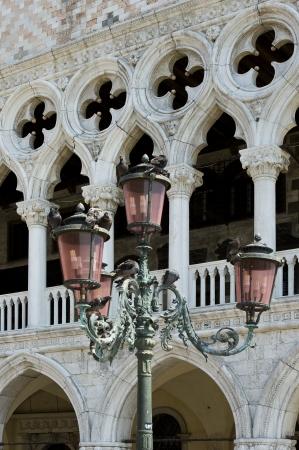 venice  Doges Palace - St  Marks Square photo