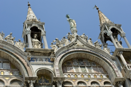 venice - St  Marks Basilica photo