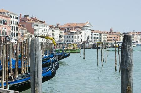 Venice - lakeside promenade Stock Photo - 14995514