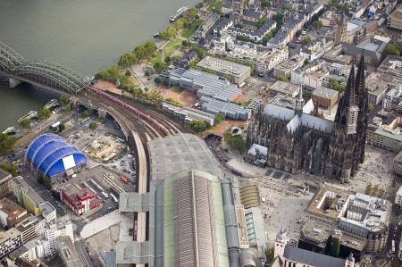 Köln - Kölner Dom Standard-Bild - 14995555