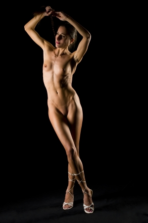 naked breasts: erotic