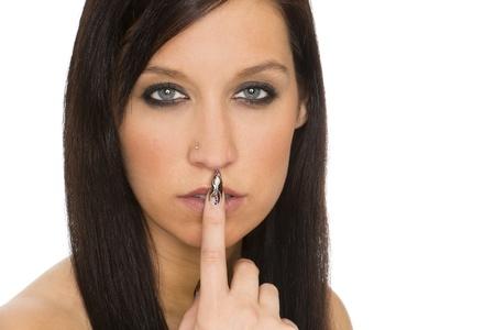 comunicacion no verbal: manicura