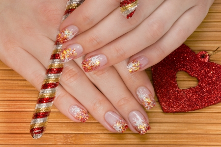 manicure Stock Photo - 16691159