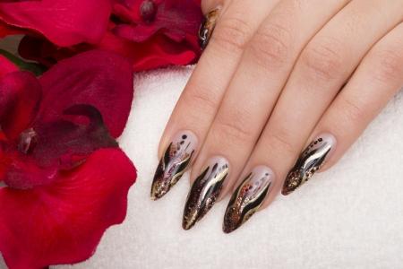 manicure Stock Photo - 17054870
