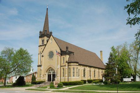 workship: St. Malachys Church in Rantoul, IL