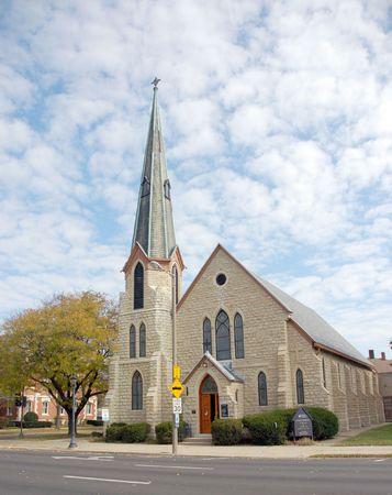 episcopal: Christ Episcopal Church in Ottawa,  IL