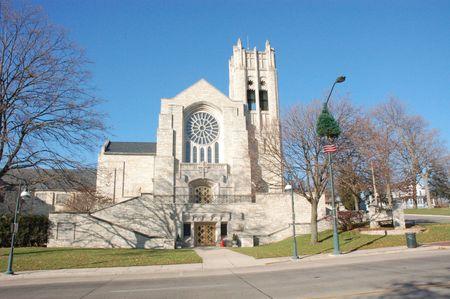 Baker Memorial United Methodist Church, St. Charles, IL