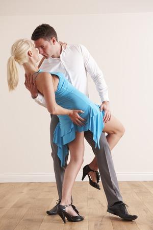 pareja apasionada: Pares del baile apasionado Juntos