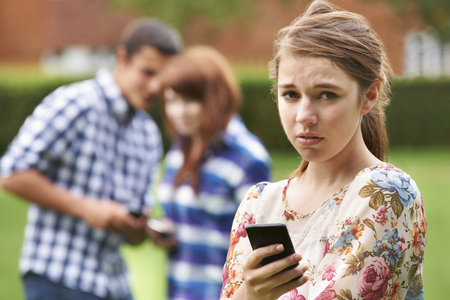 victim: Teenage Girl Victim Of Bullying By Text Messaging
