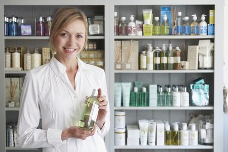 Schoonheidsspecialist adviseren over Beauty Products