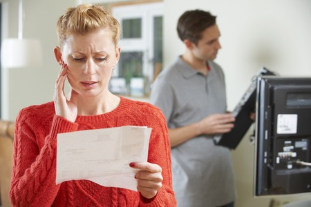 cable tv: Woman Worried By TV Repair Bill
