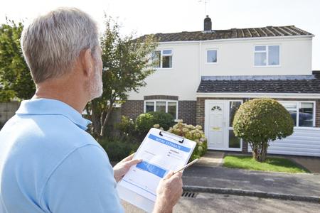 Builder Voorbereiden schatting voor Exter Home Improvement