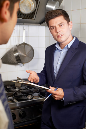Restaurant Kitchen Regulations hygiene regulations stock photos & pictures. royalty free hygiene