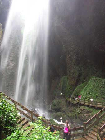 wulong waterfall