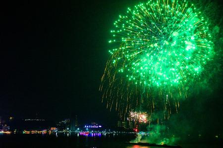pattaya: Pattaya Fireworks Festival