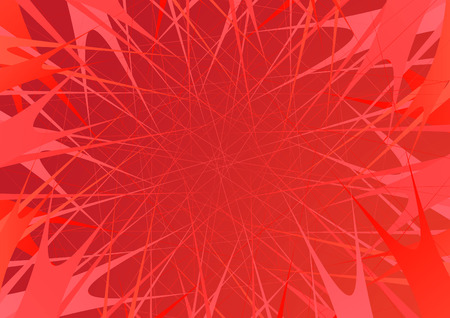 converge: Abstract pink vector background design, horizontal alignment