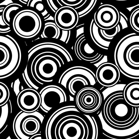 tileable: Seamless tile texture pattern, abstract ring mass