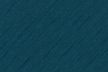 Rain streaming, seamless vector texture pattern, horizontal background