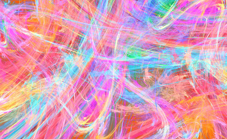 Colors fire fantasy unreal chaos abstract, horizontal background