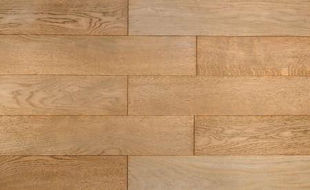 Light brown wooden parquet of panels texture