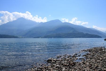 como: lake como at gravedona