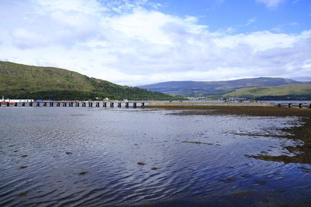 william: Fort William, Loch Linnhe scotland,