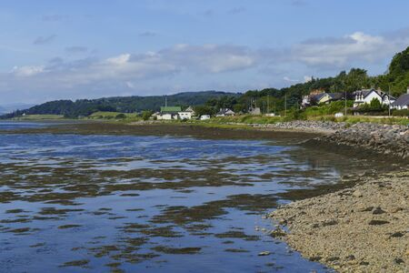 North Kessock at the Beauly Firth bay in Scotland