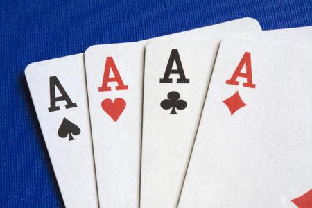 high spirited: four aces