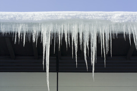 icicles: icicles Stock Photo