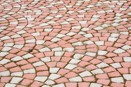 paving: stone paving