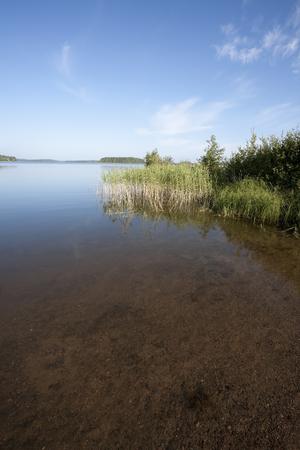 finland: Summer scenery, Lappeenranta Finland Stock Photo