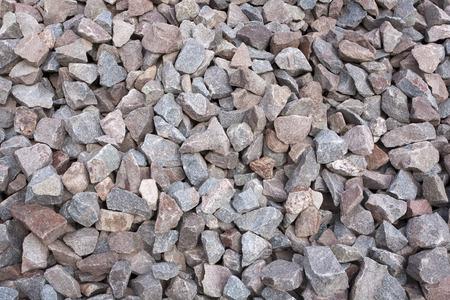gravel: granite gravel