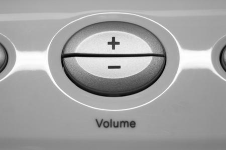 volume: volume buttons