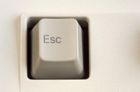 esc: esc key