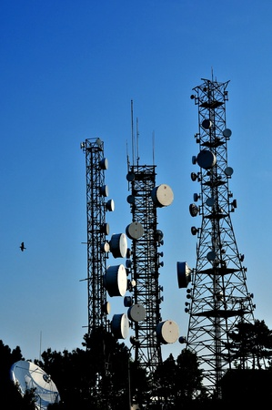 antenna Stock Photo - 13579526