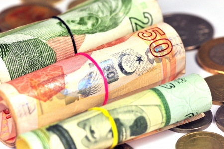 Turkish Lira, copy space, money, Riyal,