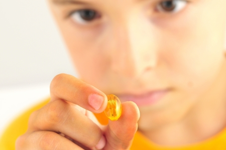 prescribed: childs mouth leading to drug
