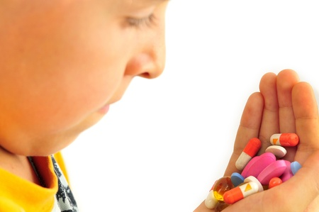 drug therapy: child
