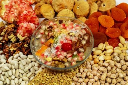 traditionelle t�rkische Nachspeise