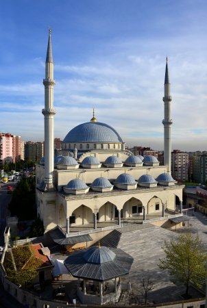 suleyman: Mosque in Istanbul, made famous scholars of religion in the name of Suleyman Hilmi Tunahan