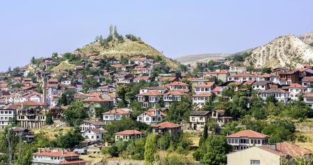 ottoman empire: Ottoman Homes in Beypazari, Ankara Turkey