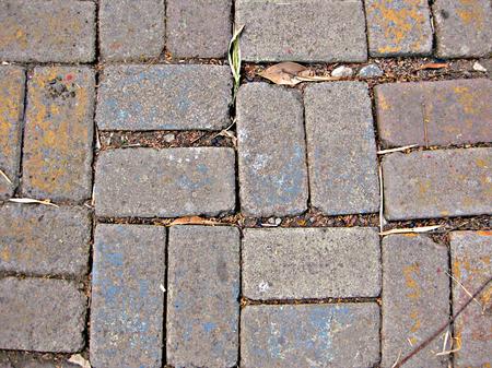 paving: paving floor texture Stock Photo