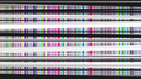 static: TV Static Illustration