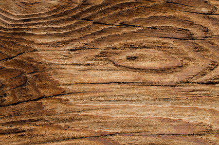 Weathered texture and design in rustic cedar wood siding. Abstract pattern in this beautiful background backdrop image. Stock Photo