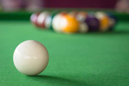 bola de billar: 15 Ball Pool Juegos Foto de archivo