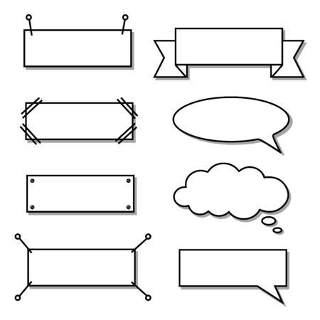 Bikablo - tecnica dello schema di presentazione - Set di base ombra grigia